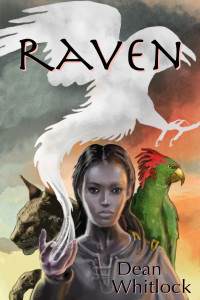 The new Raven cover by Maurizio Manzieri