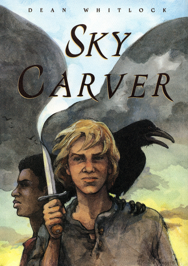 Sky Carver cover art by Trina Schart Hyman