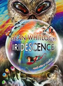 Iridescence cover art by Maurizio Manzieri