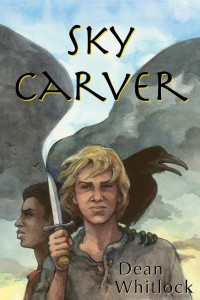 The cover for Sky Carver, with art by Trina Schart Hyman